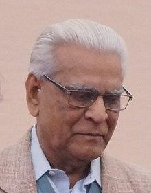Parikh w 2013 roku