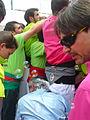 Diada castellera festes de primavera 2014 a Sant Feliu de Llobregat P1480295.jpg