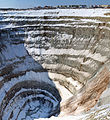 Diamond mine. Mirny in Yakutia. 02.jpg