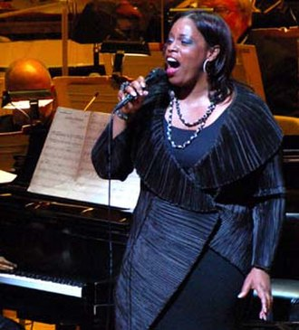 Dianne Reeves - Dianne Reeves with the Boston Pops  June 1, 2007