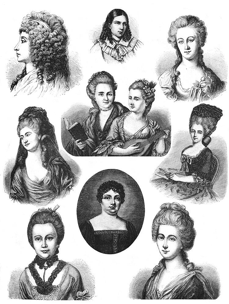 Goethes frauenbekanntschaften