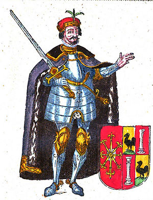 Dietrich I, Count of Cleves - Image: Diederik III (I)