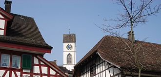 Dielsdorf - Image: Dielsdorf ZH01