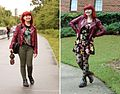 Different Ways to Wear a Colored Leather Jacket (22856504669).jpg