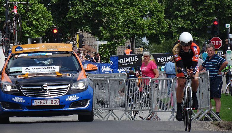 Diksmuide - Ronde van België, etappe 3, individuele tijdrit, 30 mei 2014 (B027).JPG