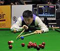 Ding Junhui at Snooker German Masters (DerHexer) 2013-01-30 07.jpg