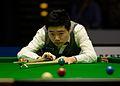 Ding Junhui at Snooker German Masters (DerHexer) 2015-02-05 04.jpg