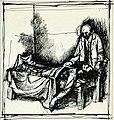 Disegno per copertina di libretto, disegno di Guido Crepax per L'albergo dei poveri (s.d.) - Archivio Storico Ricordi ICON012294.jpg
