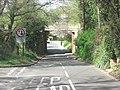 Disused railway bridge on Marlston Road - geograph.org.uk - 2354989.jpg