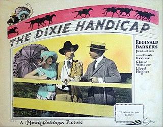 <i>The Dixie Handicap</i> 1924 film by Reginald Barker