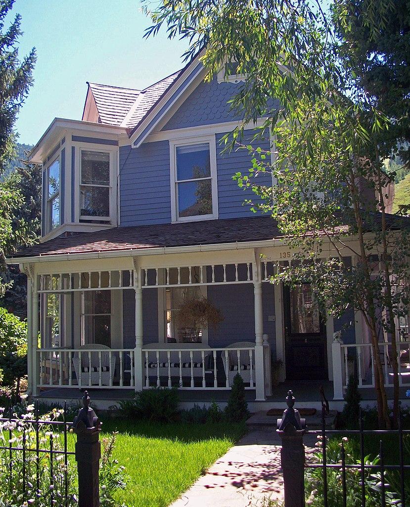 File dixon markle house aspen wikimedia commons for Aspen house
