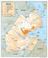 Djibouti Francolin distribution.png