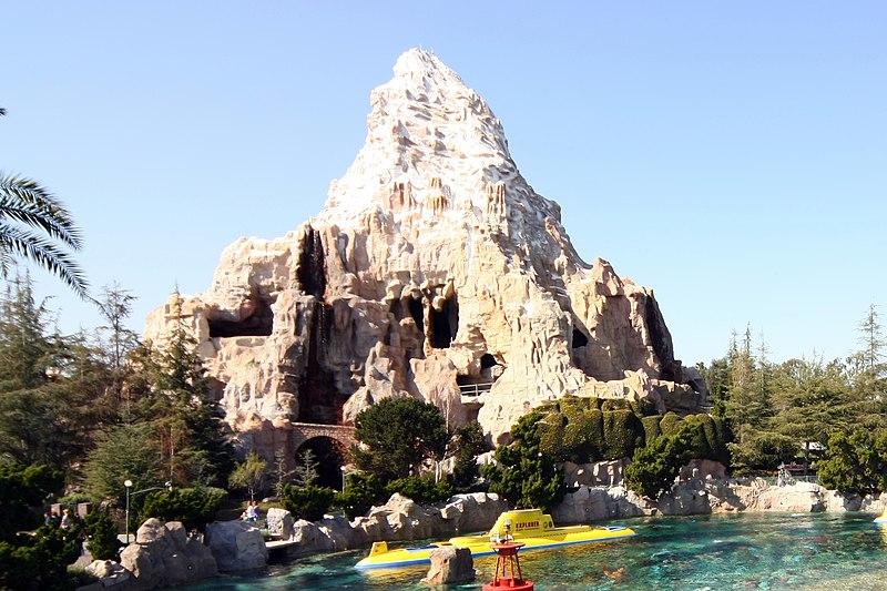 The Matterhorn Bobsleds at Disneyland: Innovations in Steel