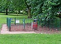 Dog loo in Mary Stevens Park - geograph.org.uk - 1376798.jpg