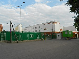 Dojlidy Brewery - Building of Dojlidy Brewery