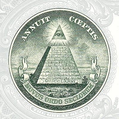 Dollarnote siegel hq.
