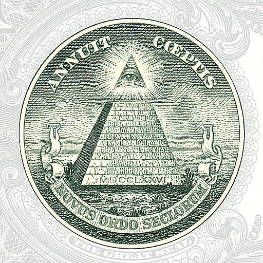 Dollarnote siegel hq