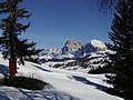 Dolomiten - Sella mit Langkofel und Plattkofel - 02-2007 - panoramio.jpg