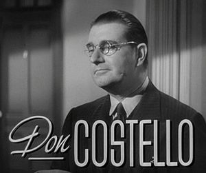 Don Costello - Costello in Another Thin Man (1939)
