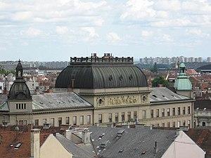 Donji grad (Zagreb) - Image: Donji Grad 3