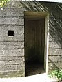 Door and loophole - geograph.org.uk - 1467994.jpg