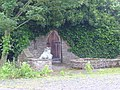 Door opposite Hadley Park House Hotel, Shropshire.jpg