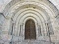 Dore-l'Église - Portail église Saint-Blaise.jpg