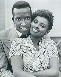 Dorian Harewood og Debbi Morgan.
