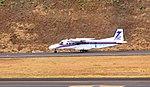 Dornier 228 CS-AYT Madeira Funchal airport 2016 1.jpg