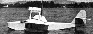 Dornier Do 12 - Image: Dornier Do 12 in water 1932