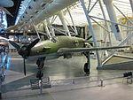 Dornier Do 335 at the Steven F. Udvar-Hazy Center.JPG