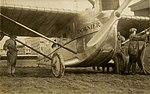 Dornier Komet II D-223 Waalhaven Airport Rotterdam 1922 - SFA005000073.jpg