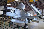 Douglas AD-4NA Skyraider '126997 - JC-409' (NX409Z) (26664726425).jpg