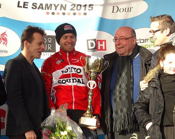 Dour - Le Samyn, 4 mars 2015, arrivée (D13).JPG