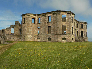 Mussenden Temple - Downhill House