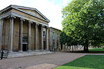 Downing College, Cambridge - Hall and West Range.JPG