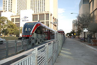 Downtown station (Capital MetroRail) - Downtown-Convention Center station