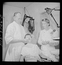 1ac263aeb3 Infection control was very different in historical dentistry when compared to  dentistry nowadays in 2018. Dental assistants and dentists did not wear all  or ...