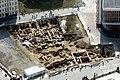 Dresden Neumarkt Ausgrabungen Luftbild 2014-03-29.jpg