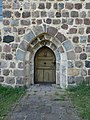 Drewen church 2016 portal S.JPG