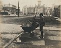 Drinking fountain at College Street and Spadina Avenue.jpg