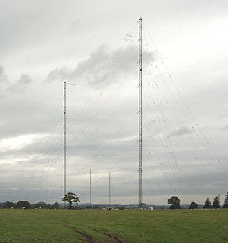 Droitwich Transmitting Station - Image: Droitwichtransmitter