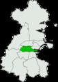 Dublin Central Dáil Éireann constituency.png