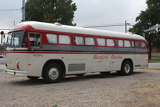 Crown Coach Corporation - 1980s Crown Supercoach motorcoach