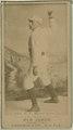 Dummy Hoy, Washington Statesmen, baseball card portrait LCCN2007686953.tif