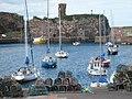 Dunbar Castle.JPG