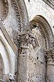 Duomo di massa marittima, esterno, capitelli leonini, XIII secolo 05.JPG
