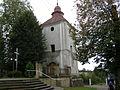 Dzwonnica przy kościele par.p.w. Narodzenia NMP i św.Andrzeja Apostoła w Łączkach Jagiellońskich 12-ZN z 22.11.1948 (1).jpg