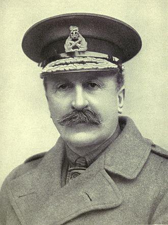 Edwin Alderson - Photo of Alderson, c. 1915