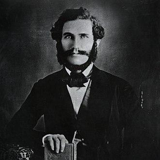Leesville, Texas - E.W. Cullen, an original owner of Leesville